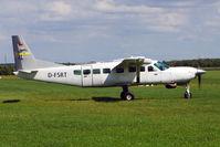D-FSRT @ EDNH - Airfield Bad Wörishofen, Bavaria, Germany