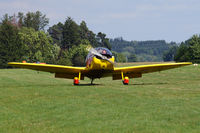 D-EFOR @ EDNH - Airfield Bad Wörishofen, Bavaria, Germany