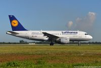 D-AILH @ EDDL - Airbus A319-114 - LH DLH Lufthansa 'Norderstedt' - 641 - D-AILH - 31.07.2015 - DUS - by Ralf Winter