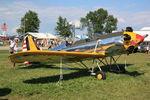 N51122 @ OSH - 1942 Ryan Aeronautical ST3KR, c/n: 2204 - by Timothy Aanerud