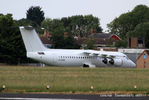 G-CFAD @ EGTC - stored at Cranfield - by Chris Hall