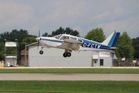 C-FCTW @ KOSH - Piper PA-28R-180 - by Mark Pasqualino