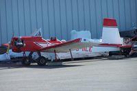 C-IILE @ CYQT - Near Bearskin Airlines hangar at Thunder Bay Airport - by Leonard Merkoske