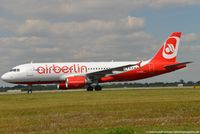 D-ABZI @ DUS - Airbus A320-216 - AB BER Air Berlin - 3328 - D-ABZI - 31.07.2015 - DUS - by Ralf Winter