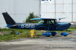 G-GFID @ EGBE - at Coventry - by Chris Hall