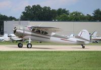 N1558D @ KOSH - Cessna 195