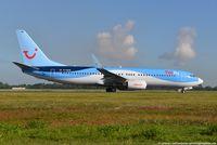 D-ASUN @ EDDL - Boeing 737-8BK(W) - X3 TUI TUIfly - 33023 - D-ASUN - 31.07.2015 - DUS - by Ralf Winter