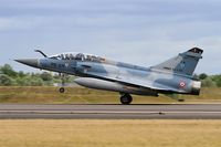 525 @ LFSI - Dassault Mirage 2000B, Take off rwy 29, St Dizier-Robinson Air Base 113 (LFSI) Open day 2017 - by Yves-Q