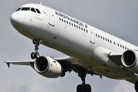 F-GMZB @ LFBD - A53284 from Marseille landing runway 29 - by JC Ravon - FRENCHSKY