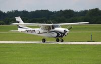N1193M @ I74 - Cessna 172K - by Mark Pasqualino