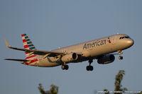N116AN @ KJFK - Airbus A321-231 - American Airlines  C/N 6070, N116AN - by Dariusz Jezewski www.FotoDj.com