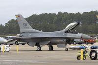 91-0398 @ KNTU - F-16CJ Fighting Falcon 91-0398 SW from 79th FS 20th FW Shaw AFB, SC - by Dariusz Jezewski www.FotoDj.com