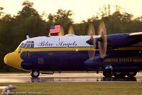 164763 @ KNTU - C-130T Hercules 164763 Fat Albert from Blue Angels Demo Team  NAS Pensacola, FL - by Dariusz Jezewski www.FotoDj.com