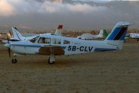5B-CLV @ LFKC - Taxiing
