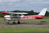 G-BSKA @ EGBO - Visiting aircraft.Ex:-N66588. - by Paul Massey