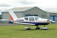 G-DAND @ EGBO - Visiting aircraft. - by Paul Massey