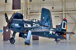 N1DF @ KJAX - Grumman F8F-2 CN 121748, NX1DF - by Dariusz Jezewski  FotoDJ.com