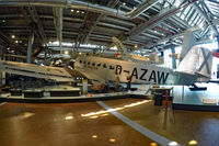 D-AZAW - At the German Museum for Technology in Berlin - by Micha Lueck