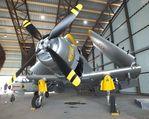 126979 - Douglas AD-4N Skyraider at the Musee de l'Air, Paris/Le Bourget