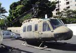HU10-43 - Bell UH-1H at the Museo Militar, Santa Cruz de Tenerife