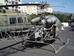 Z7A-64 - Bell OH-13H Sioux at the Museo Militar, Santa Cruz de Tenerife