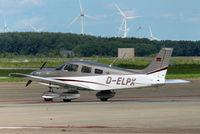 D-ELPX @ EHLE - Lelystad Airport - by Jan Bekker