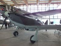 6 - Dewoitine D.520 at the Musee de l'Air, Paris/Le Bourget