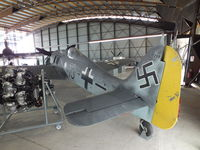 62 - Focke-Wulf Fw 190A-8 (SNCAC NC.900) at the Musee de l'Air, Paris/Le Bourget