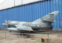 64 - Dassault Super Etendard at the Musee de l'Air, Paris/Le Bourget