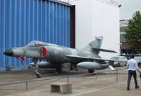 64 - Dassault Super Etendard at the Musee de l'Air, Paris/Le Bourget - by Ingo Warnecke