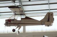 UNKNOWN - Rolando Oliveira Nikus Mini-Plane at the Museu do Ar, Alverca