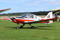 G-CBEF @ X3CX - Parked at Northrepps. - by Graham Reeve