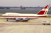 3B-NAJ @ EGLL - Taken from the old Queens Building - by rosedale