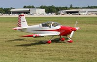 N130MA @ KOSC - Vans RV-7A - by Mark Pasqualino