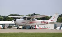 N741GS @ KOSH - Cessna 172K - by Mark Pasqualino