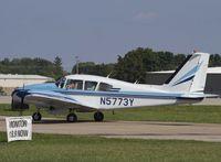 N5773Y @ KOSH - Piper getting ready to depart Airventure - by Eric Olsen