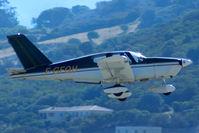 F-GFQH @ LFKC - Take off