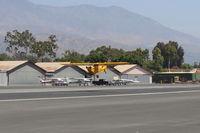 N38003 @ SZP - 1941 Piper J3C-65 CUB, Continental A&C65 65 Hp, landing Rwy 22 - by Doug Robertson