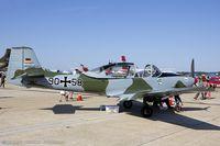 N382FW @ KADW - Focke-Wulf FWP 149D  C/N 075, N382FW