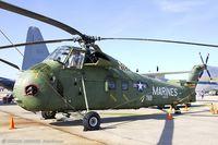 N19YN @ KADW - Sikorsky UH-34D Seahorse  C/N 150570, N19YN