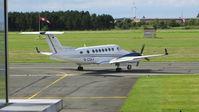 D-CSKY @ EDQD - Super Kingair 350  D-CSKY ,Bayreuth Flughafen - by flythomas