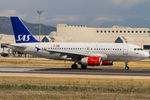 OY-KBT @ LEPA - SAS Airlines - by Air-Micha