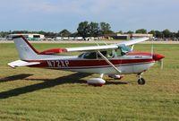 N72XP @ KOSH - Cessna R172K