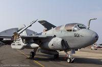 158810 @ KFRG - EA-6B Prowler 158810 NJ-901 from VAQ-129 Vikings  NAS Whidbey Island, WA - by Dariusz Jezewski www.FotoDj.com