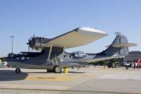 N9521C @ KWRI - Consolidated Vultee 28-5ACF Catalina  C/N 48294, N9521C - by Dariusz Jezewski www.FotoDj.com