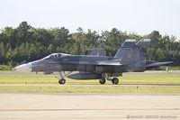 163113 @ KNTU - F/A-18A Hornet 163113 AF-06 from VFA-204 River Rattlers  NAS JRB New Orleans, LA - by Dariusz Jezewski www.FotoDj.com