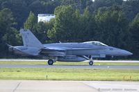164669 @ KNTU - F/A-18C Hornet 164669 AJ-301 from VFA-15 Valions  NAS Oceana, VA - by Dariusz Jezewski www.FotoDj.com