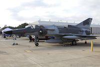 N401AX @ KNTU - Israel Aircraft Industries KFIR-C2 ATAC  C/N 136, N401AX