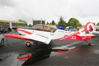 516 @ LFBD - Jodel D 140 R Abeille, Static display, Bordeaux-Mérignac Air Base 106 (LFBD-BOD) Ope day 2017 - by Yves-Q