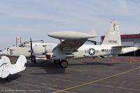 145915 @ KOQU - Lockheed P-2H Neptune 145915 C/N 726-7180